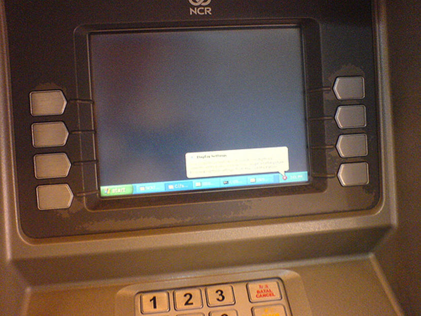 atm windows xp error money