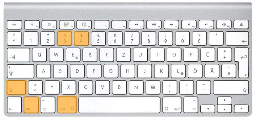 mac screenshot capture how tutorial
