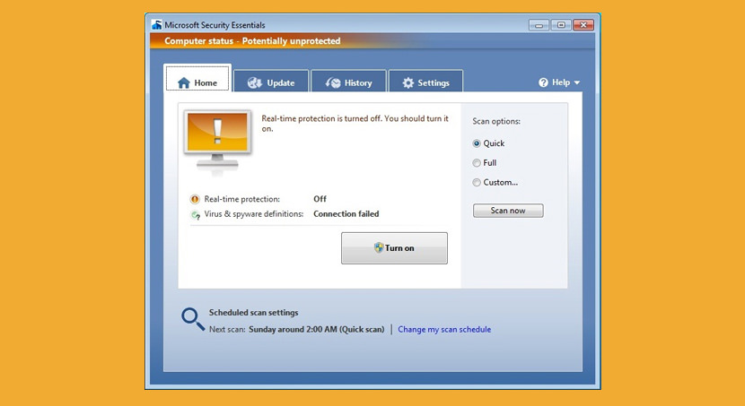 Microsoft Security Essentials - Free Anti Virus Protection Software