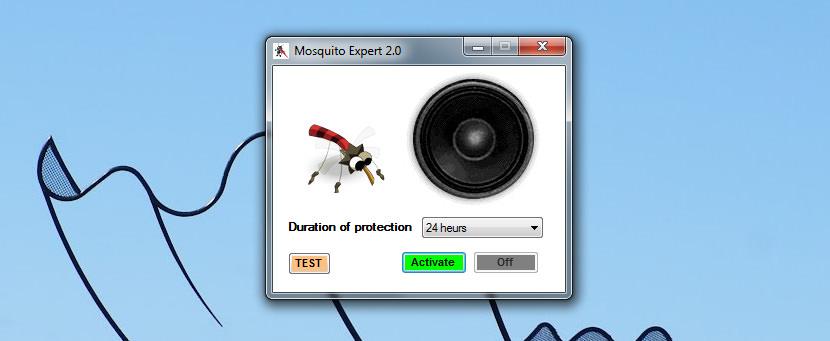 Antimosquitos Portátil