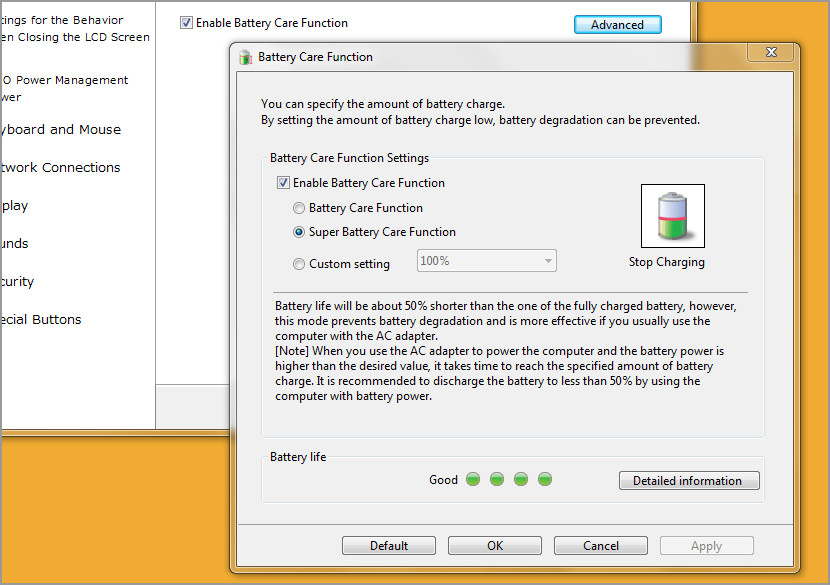 How to Extend Sony Vaio Laptop Battery Life with Care