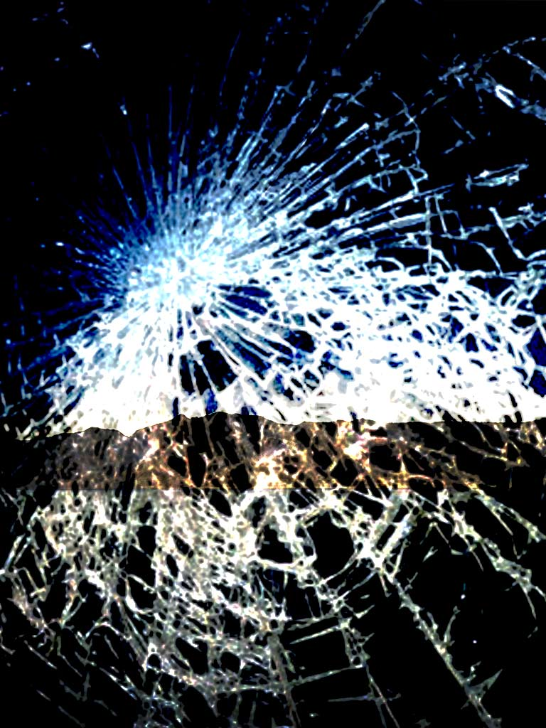 7 Broken Screen Wallpapers Prank For Apple Iphone