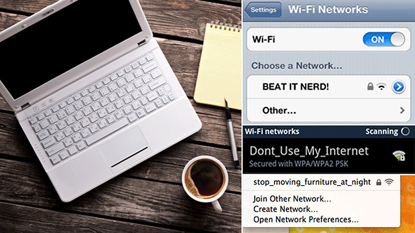 Wifi SSID Wireless Broadcast network router