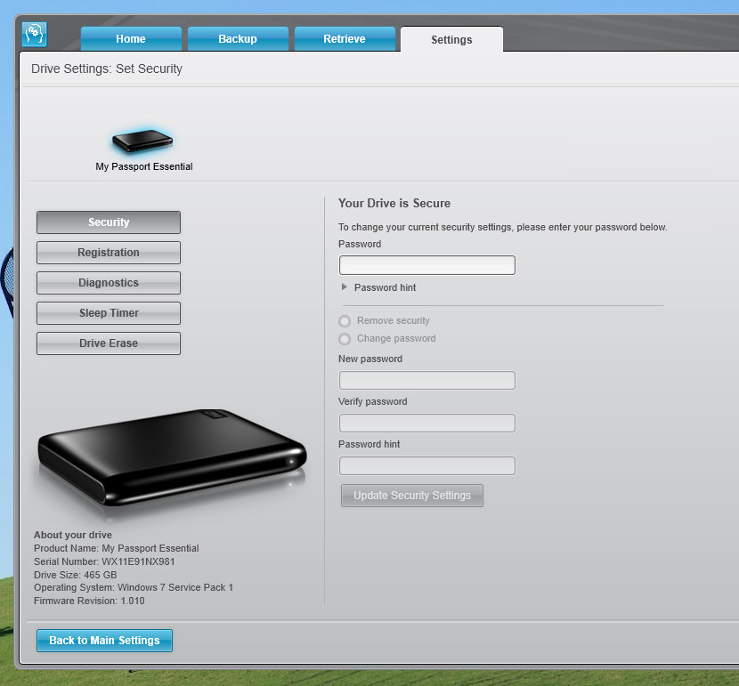 WD Passport Smartware Backup Software Review