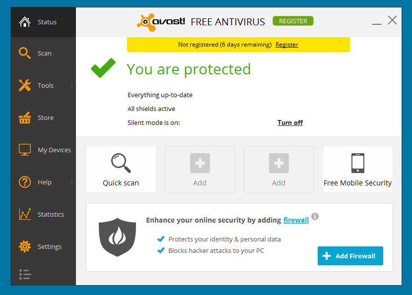 antivirus avast free  2014 full version