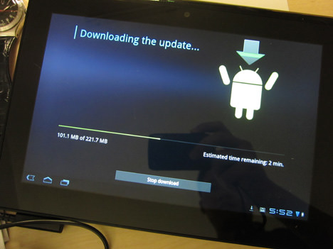 Sony Xperia Tablet S Jelly Bean Full Review