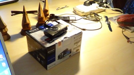 Sony Handycam HDR-CX210E FULL HD Digital Camcorder Review