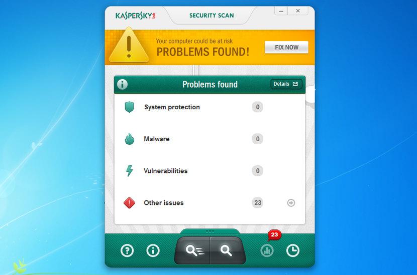 kaspersky security-scan standalone portable antivirus
