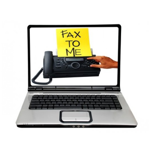 free email to fax no credit card