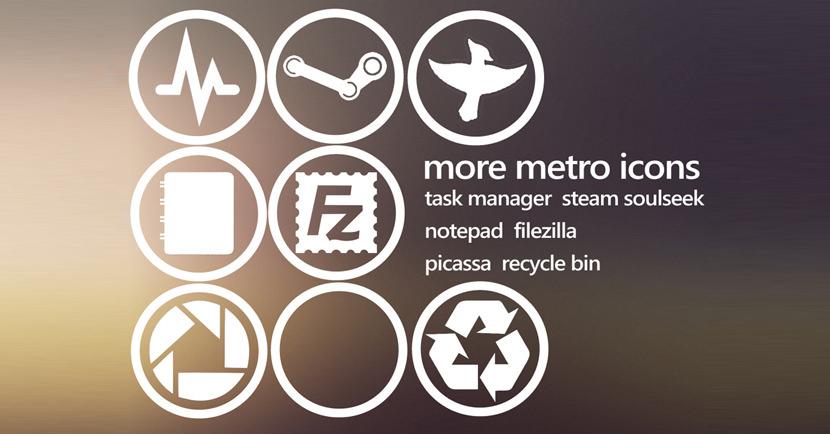 more metro style icons rd skin corgana