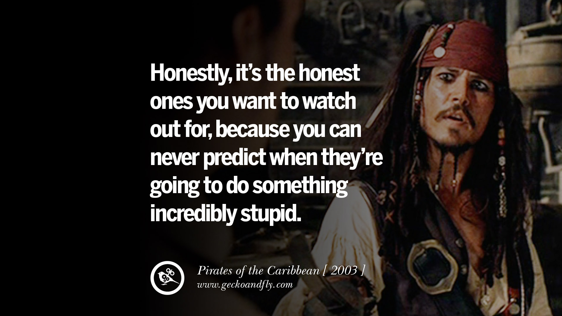 Movie quotes from pirates of the caribbean quotesgram