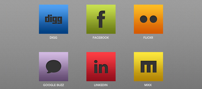 preview social media icons psd vector free download