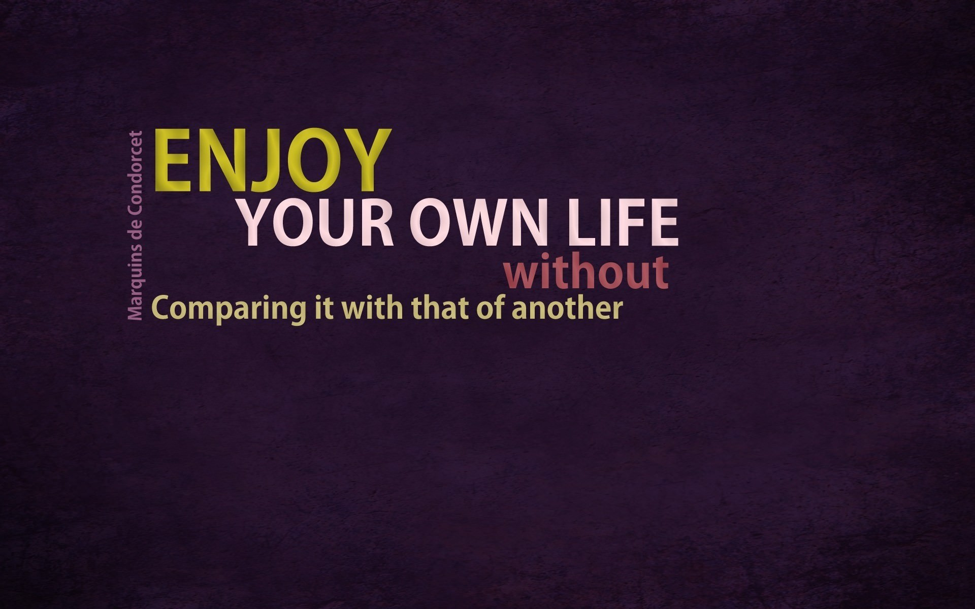 Great Wallpaper Mobile Inspirational - Enjoy-Your-Own-Life2  Gallery_789146.jpg