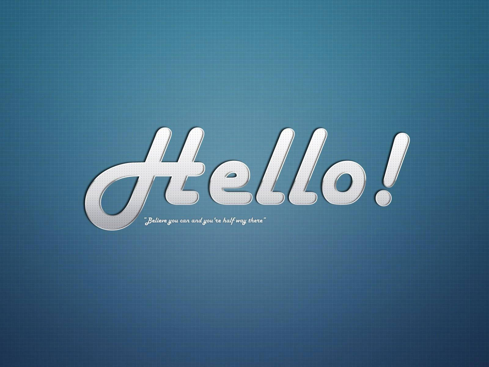 35 Inspirational Typography Hd Wallpapers For Desktop