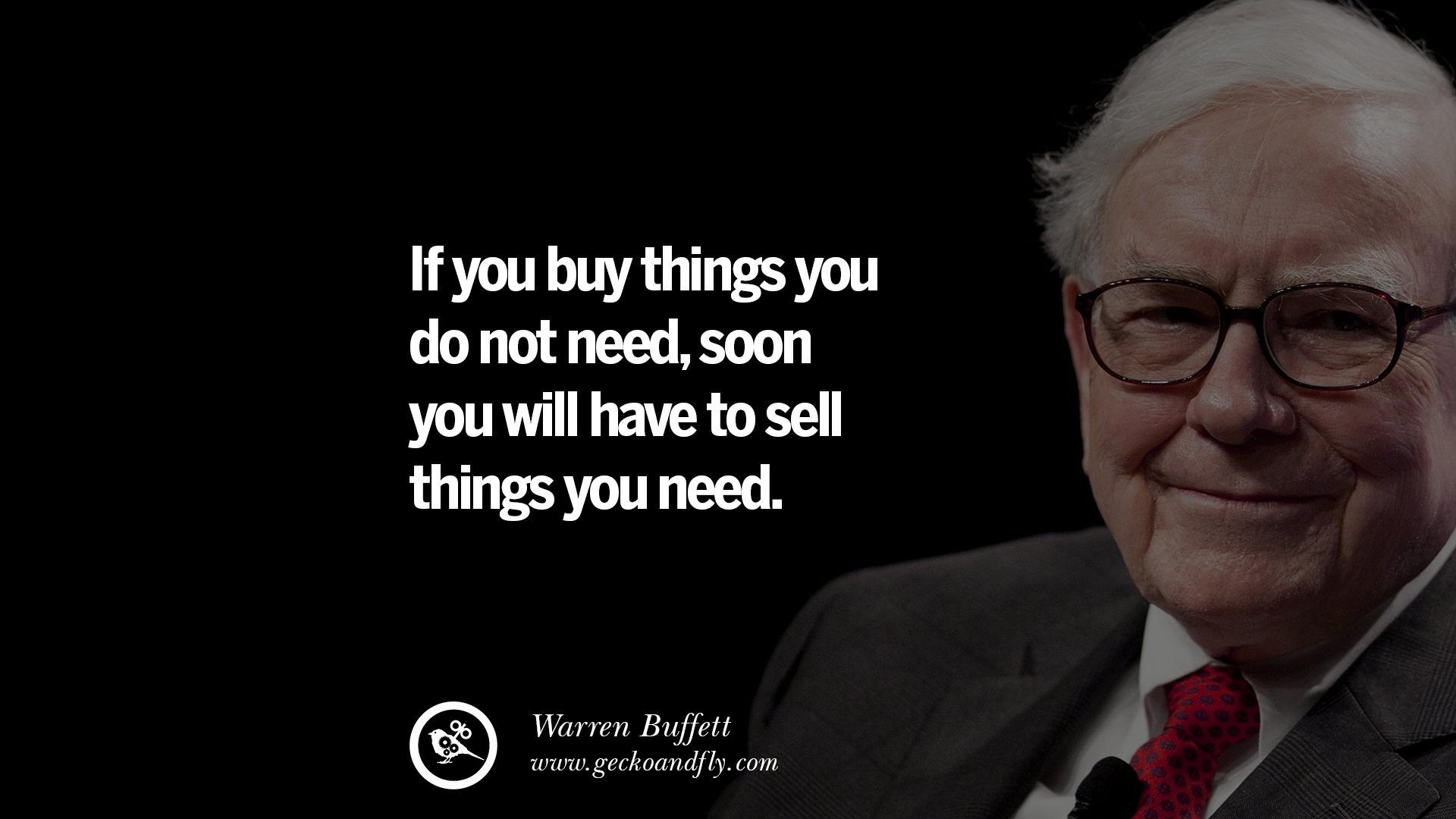 Enjoyable 18 Investment Advises By Warren Buffett On Wealth Management Home Interior And Landscaping Ferensignezvosmurscom