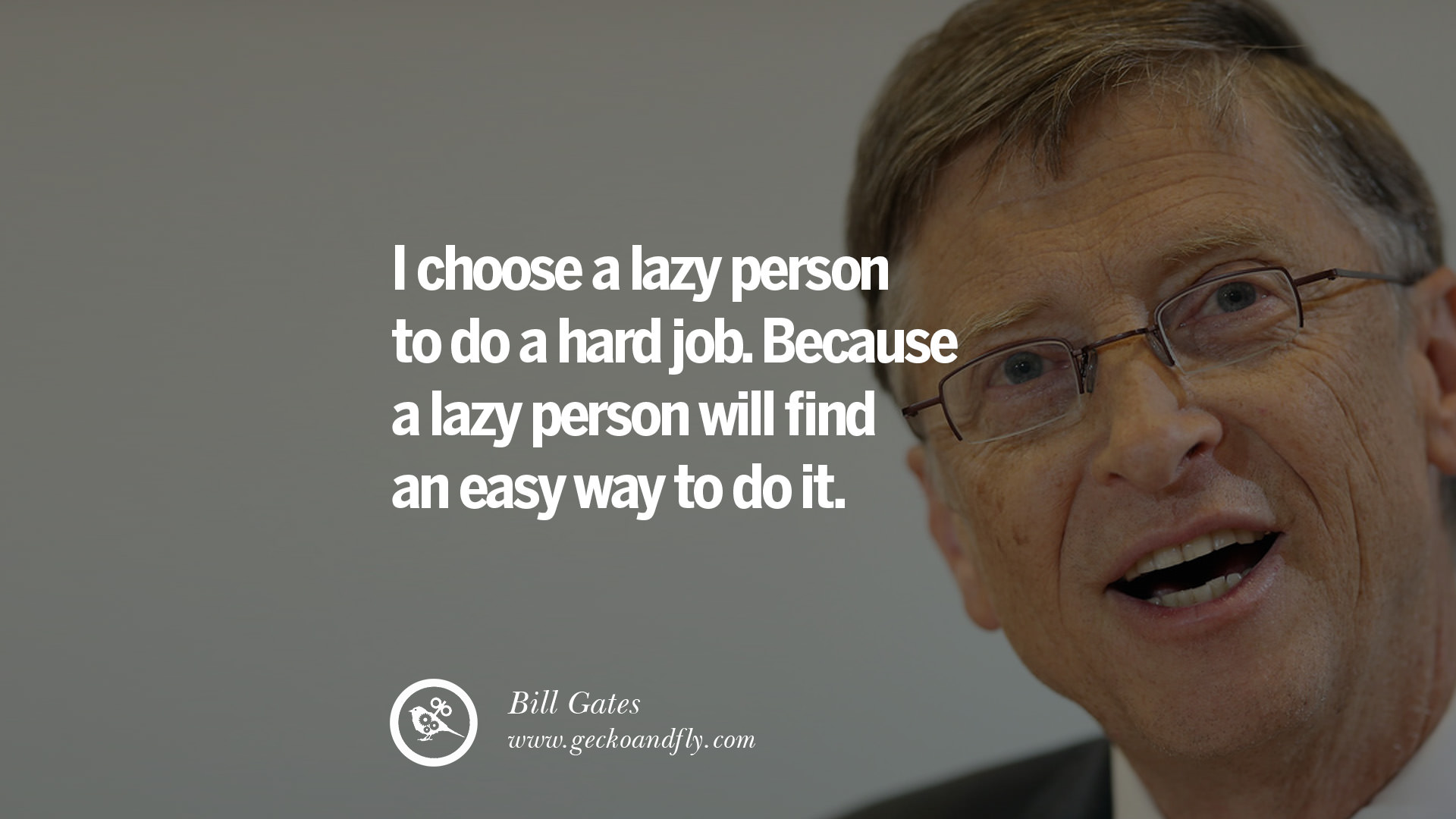 Inspirational Slogans 15 Inspiring Bill Gates Quotes On Success And Life  Geckoandfly 2018