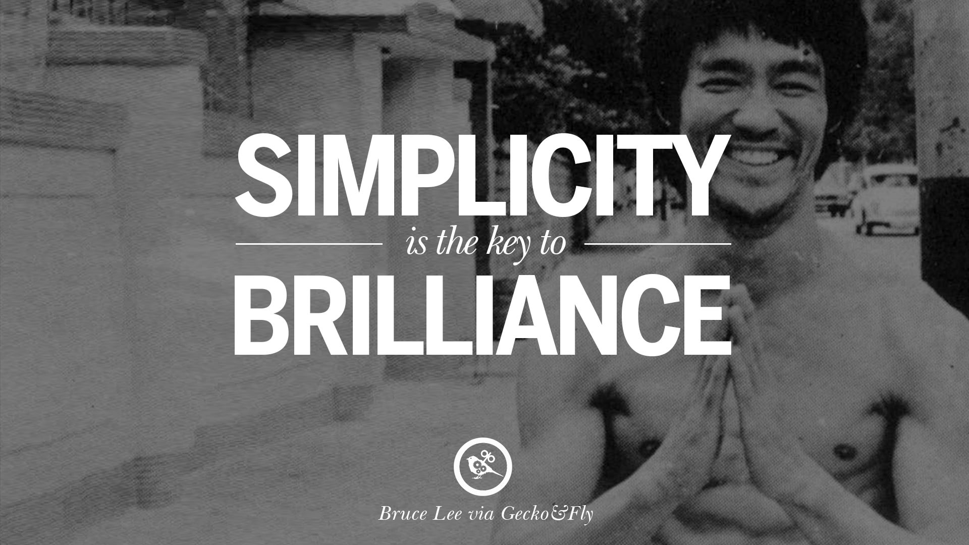 Inspirational Quotes 25 Inspirational Quotes From Bruce Lee's Martial Arts Movie