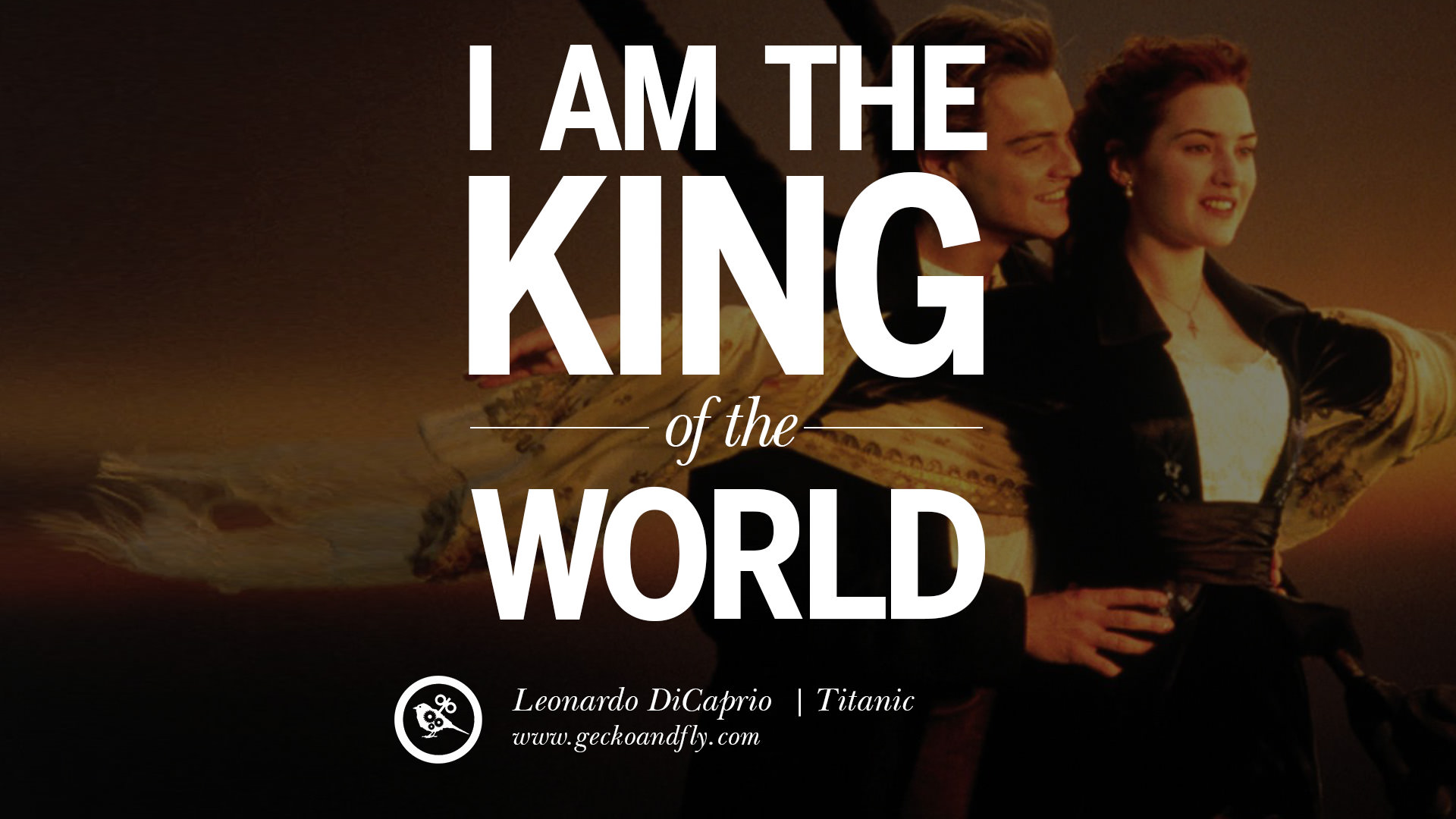 18 Awesome Leonardo DiCaprio Movie Character Quotes