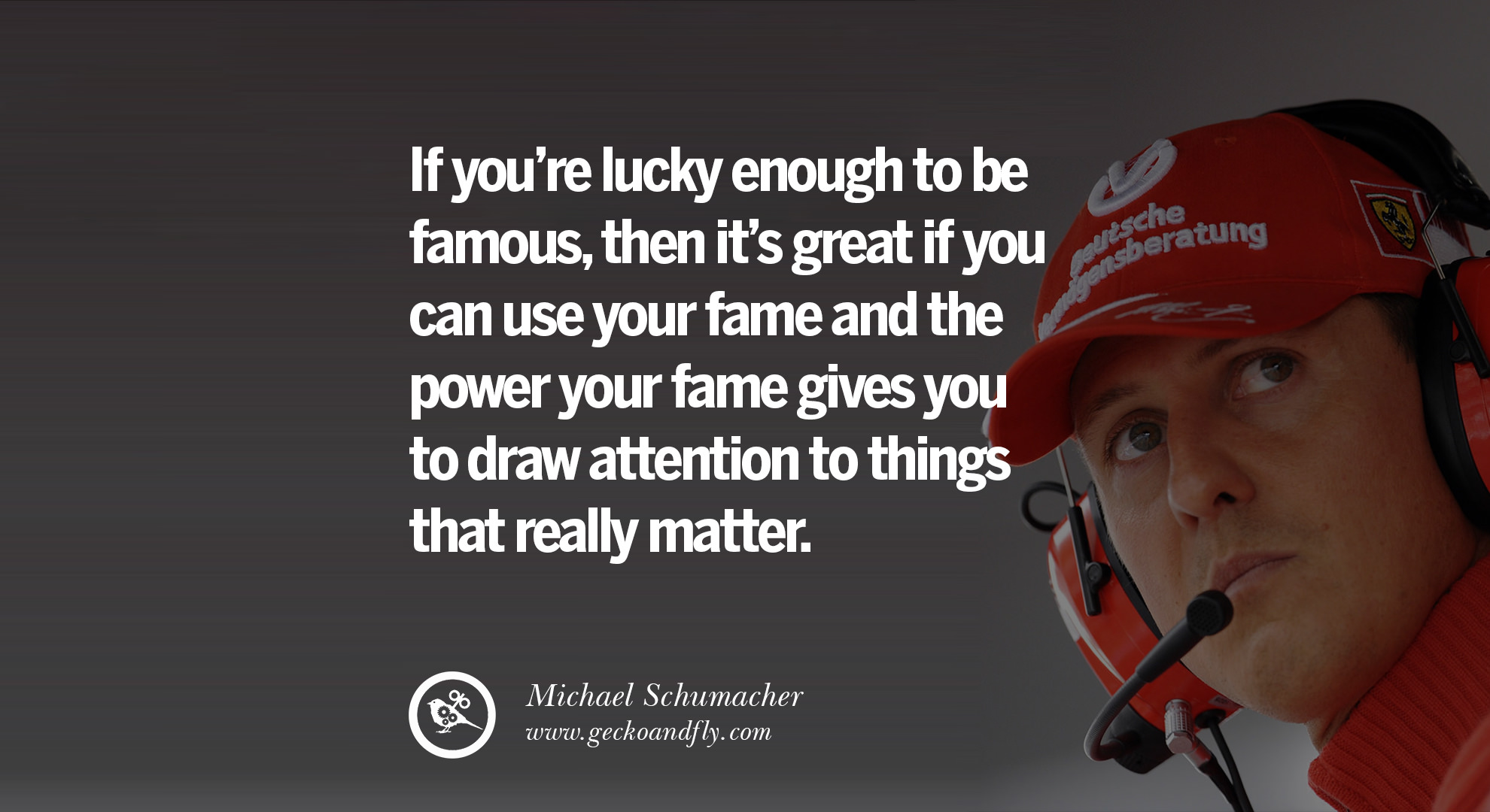 9 Famous Michael Schumacher Inspirational Quotes On