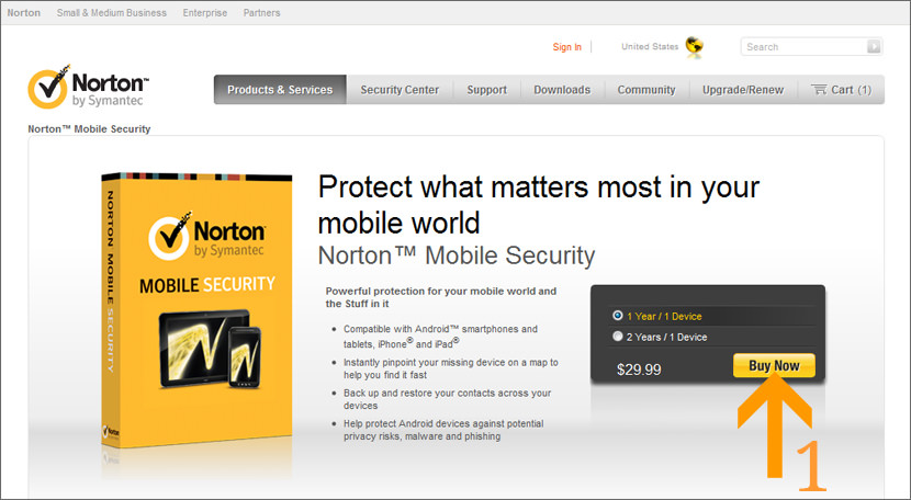 How to Get the Free 25 Character Product Key from Norton