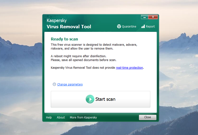 5 best tools to remove fake antivirus by mcafee, norton, and kaspersky.
