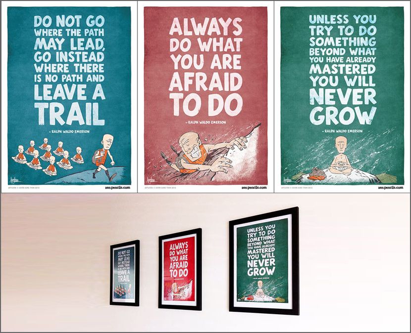 motivational posters zenpencil download