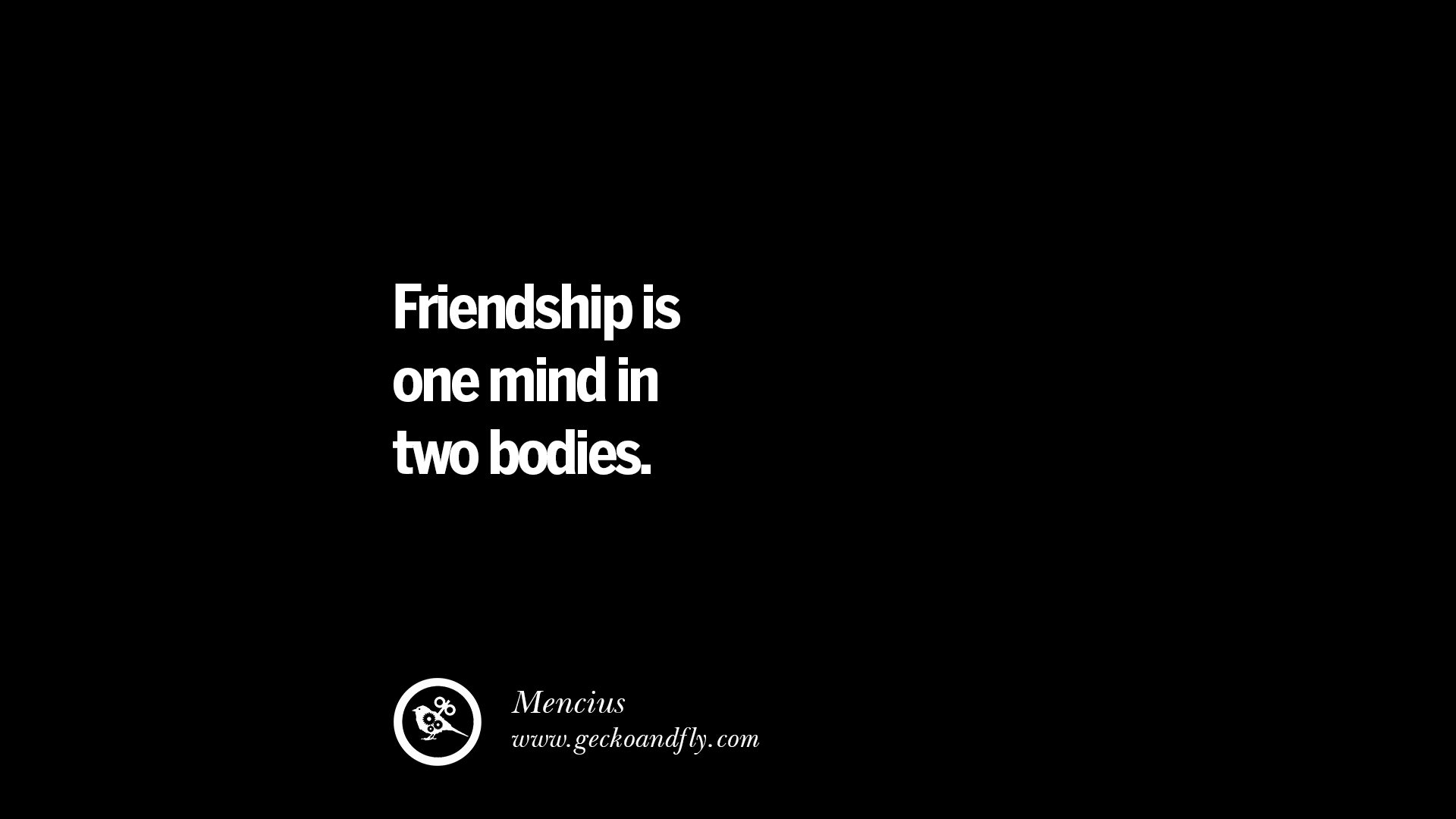 Love Friendship Quotes Fascinating 20 Amazing Quotes About Friendship Love And Friends  Geckoandfly 2018