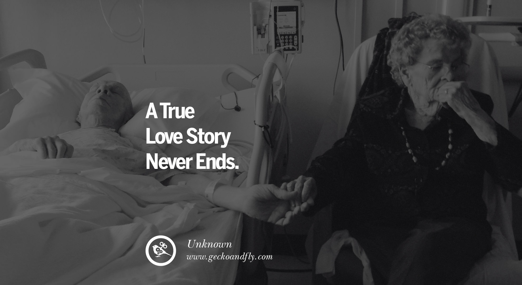 A True Love Story Never Ends Quote: 40 Romantic Quotes About Love Life, Marriage And