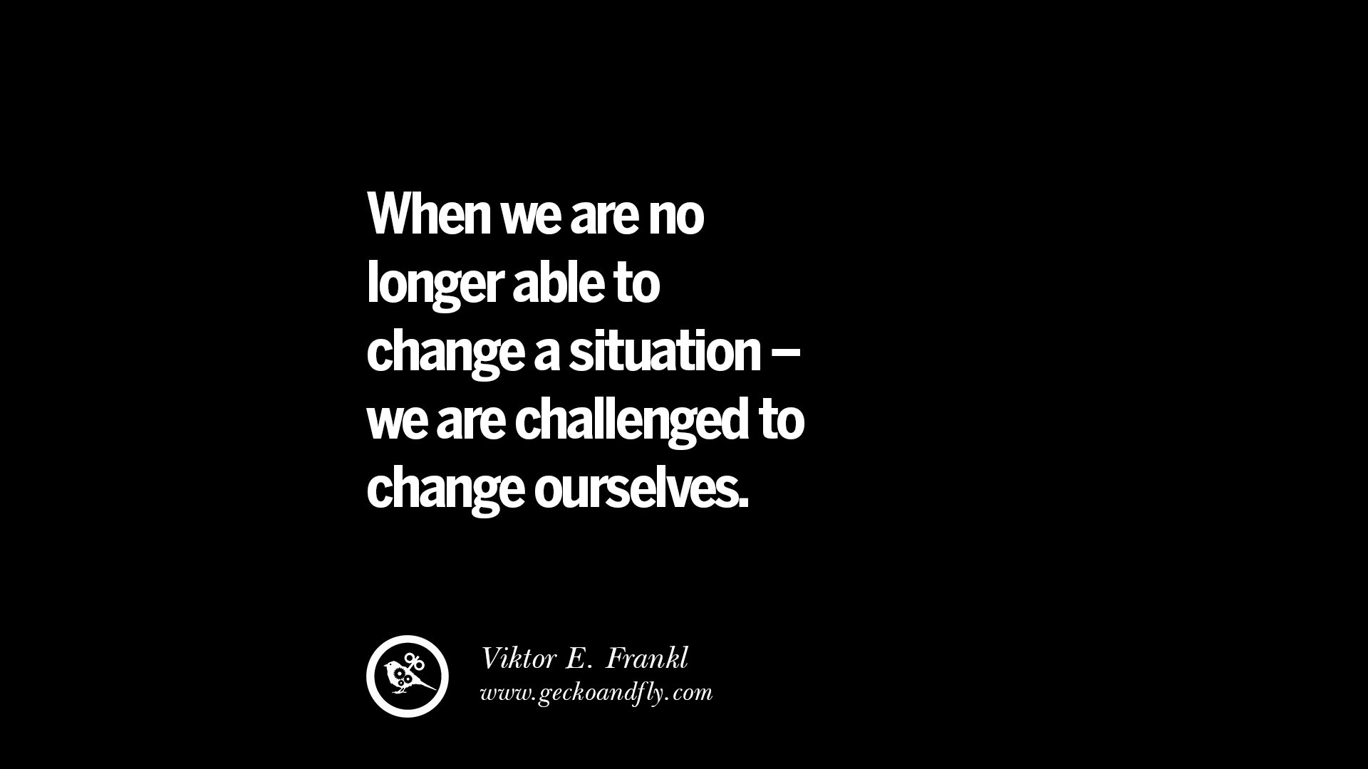 Quotes On Change Glamorous 45 Quotes On Change And Changing Our Attitudes  Geckoandfly 2018