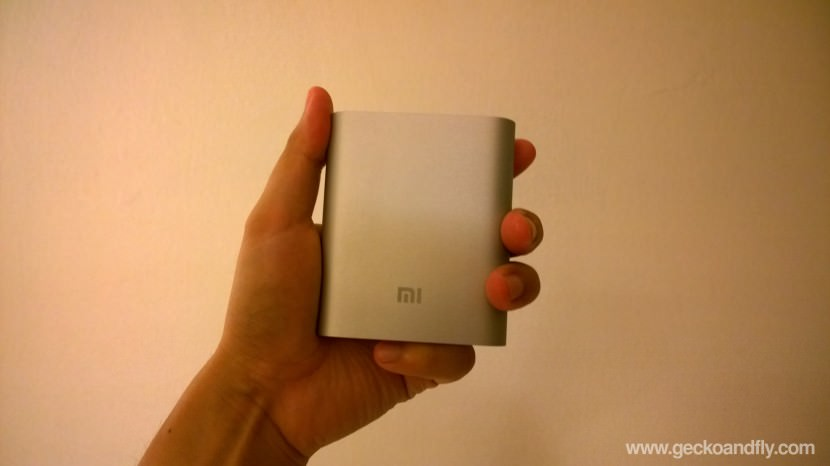 XiaoMi 10400 mAh Powerbank Charger Review
