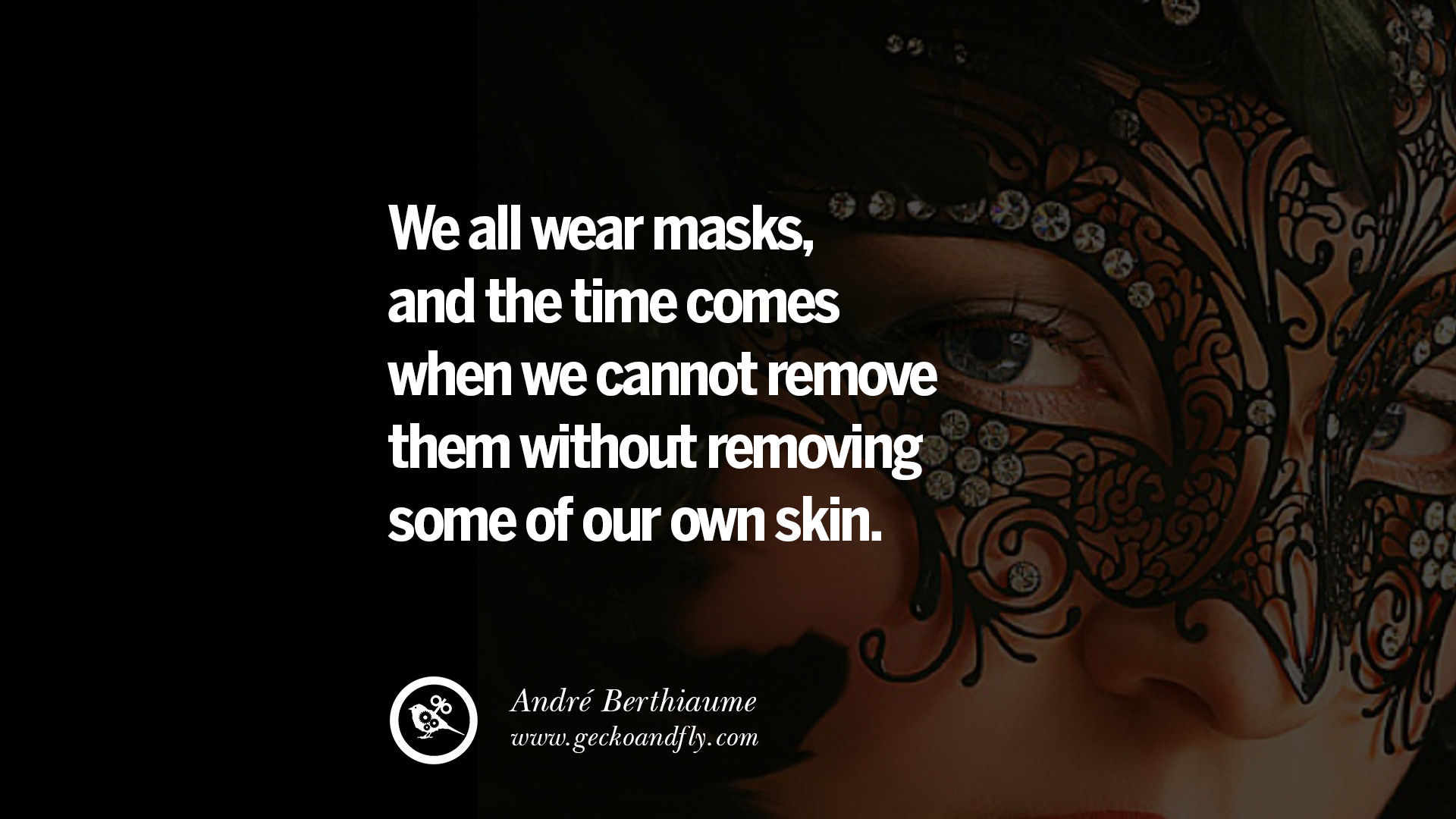we wear the mask literary devices