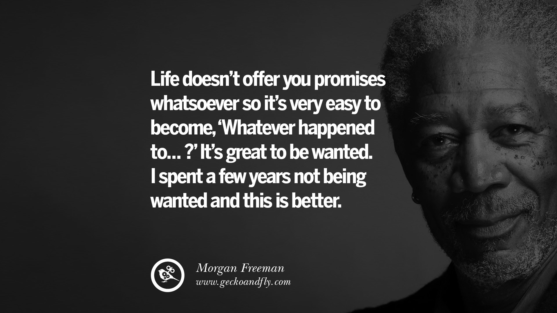 Life Is Not Easy Quotes 10 Morgan Freeman Quotes On Life Death Success And Struggle