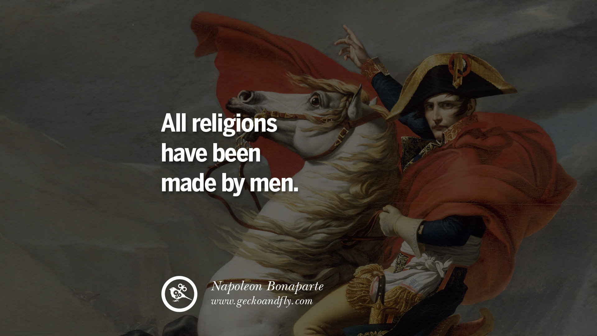 40 Napoleon Bonaparte Quotes War Religion Politics And