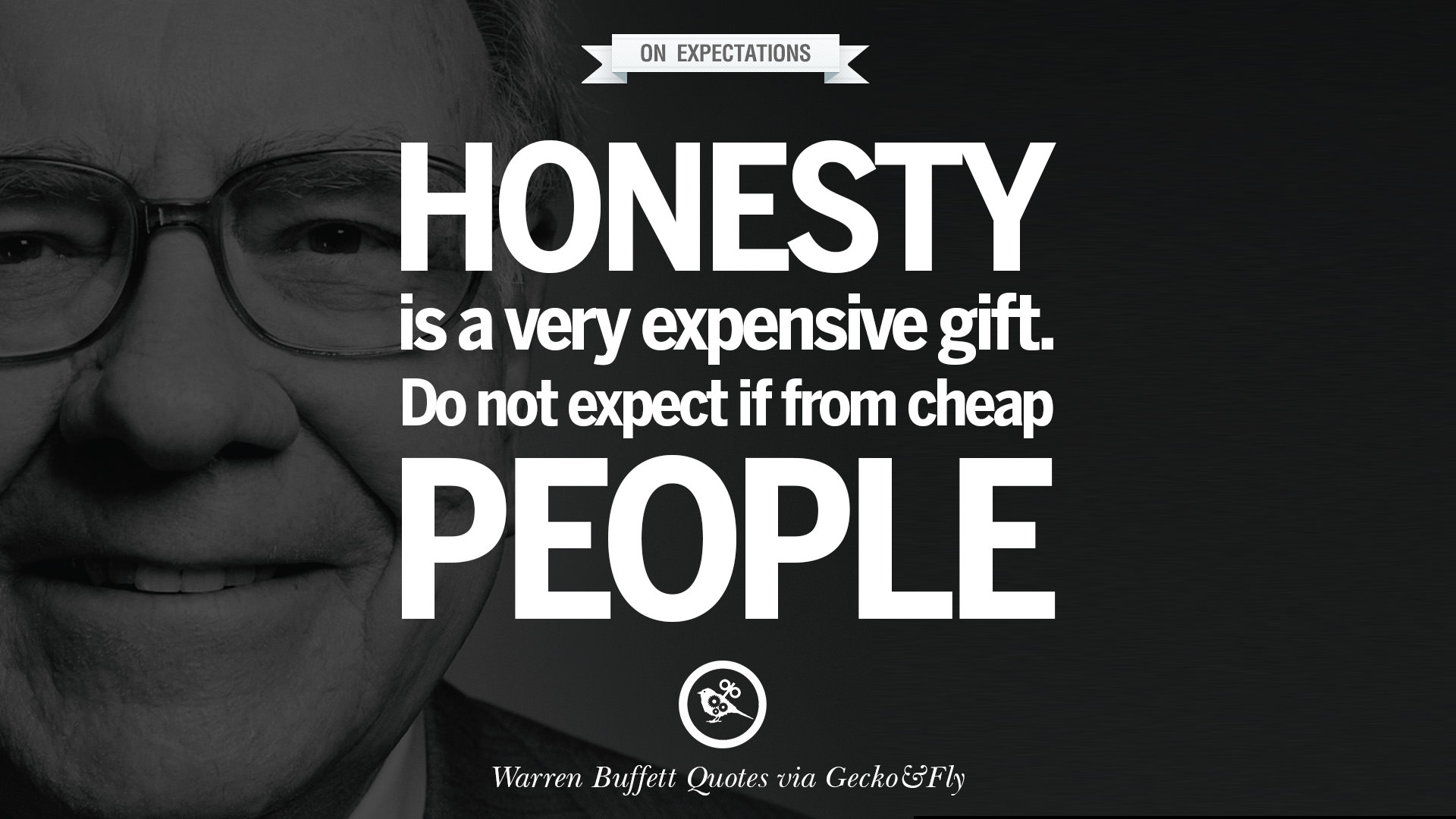 Honesty Quotes 6 Excellent Quoteswarren Buffet On Investment And Wealth