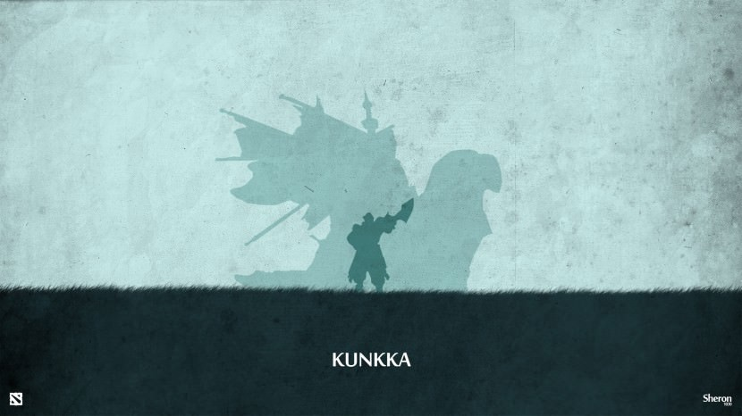 Kunka download dota 2 heroes minimalist silhouette HD wallpaper