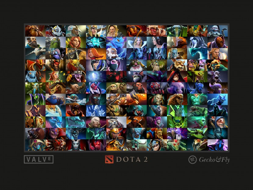 full screen resolution dota geckoandfly wallpaper download poster