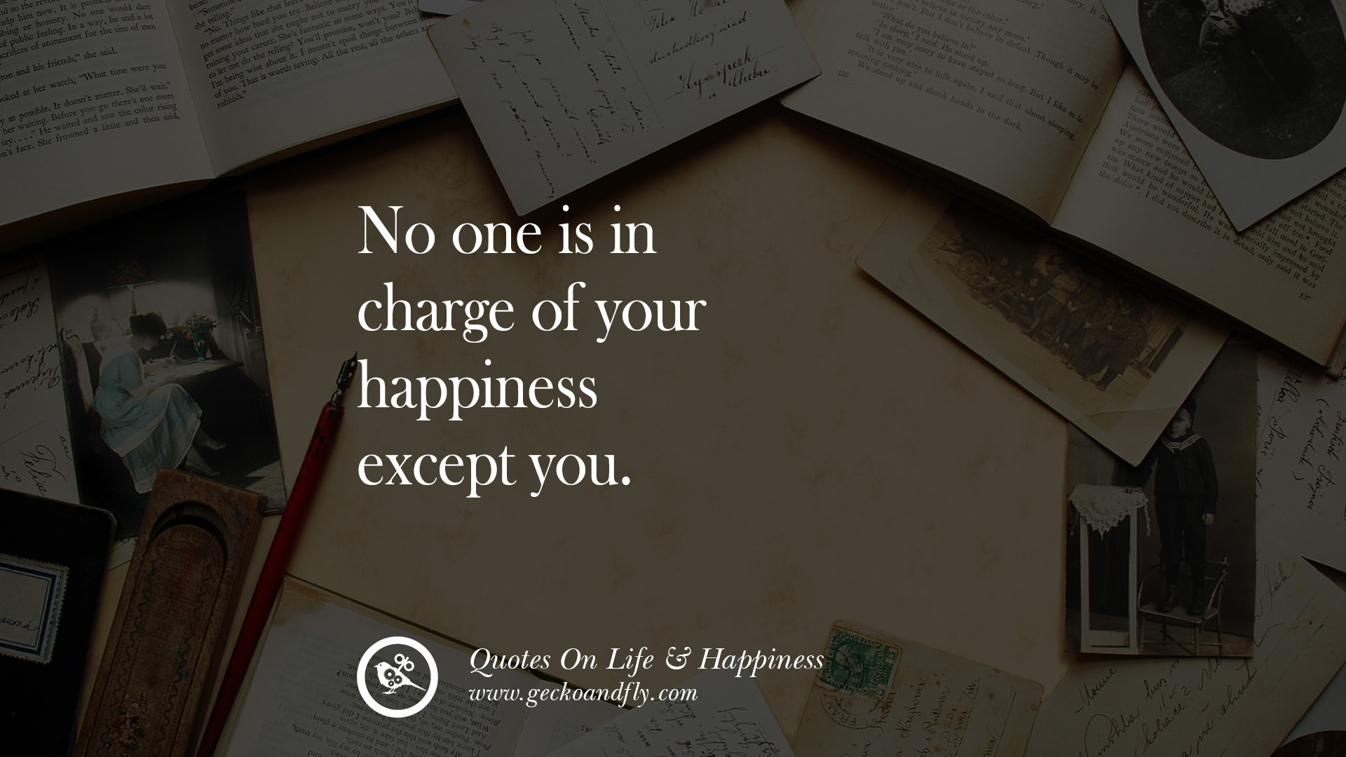 16 Uplifting Quotes About Being Happy With Life Love Friends Family and Yourself