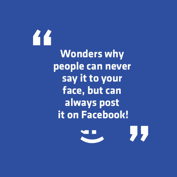 40 Funny Sarcastic Come Back Quotes For Your Facebook Friends And