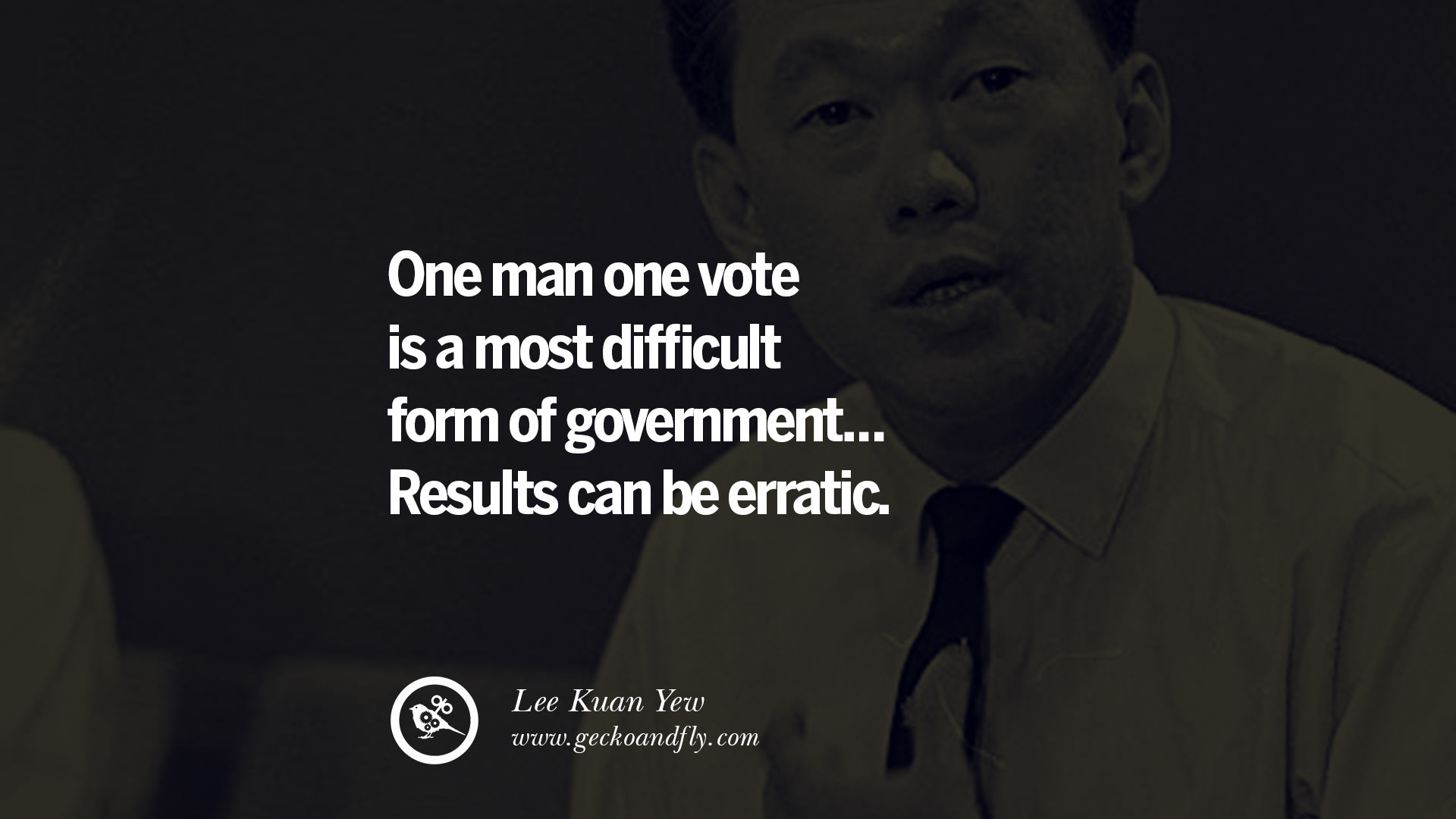 Diversity And Inclusion Quotes 25 Inspiring Lee Kuan Yew Quotes On From Third World To First