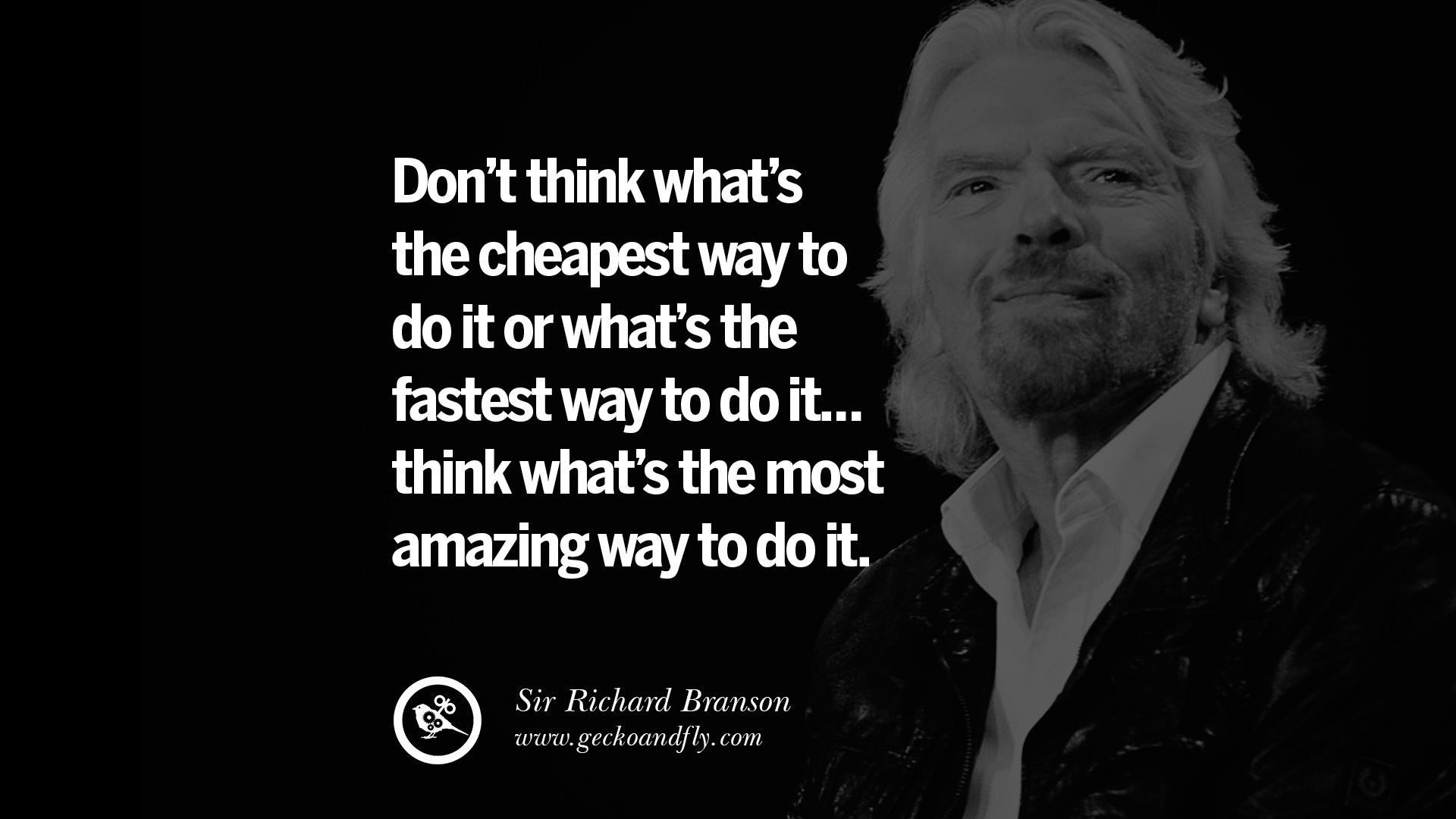 10 Inspiring Sir Richard Branson Quotes On Success And Entrepreneur
