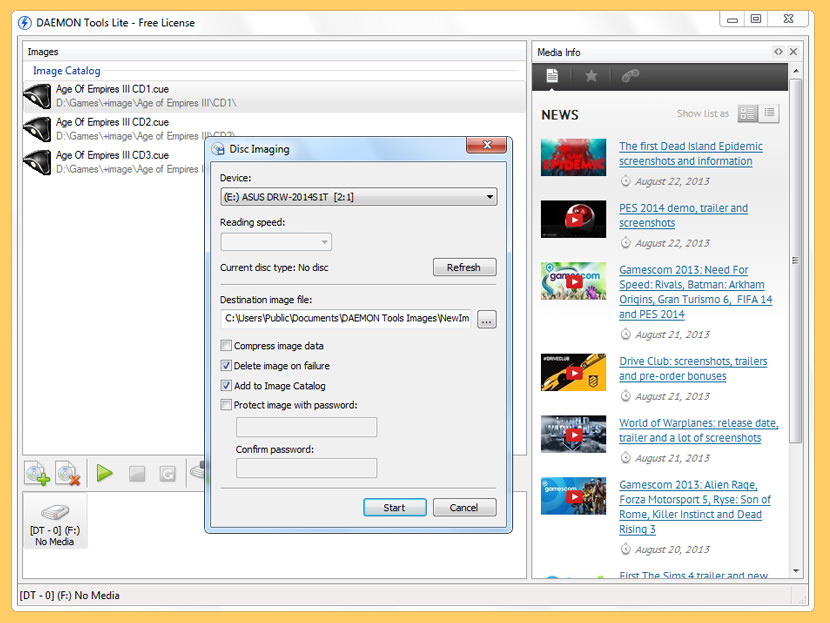 12 Best ISO Mounting Free Software For Creating Virtual CD DVD Drive