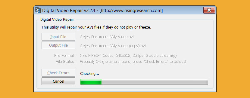 corrupted audio file repair software free download