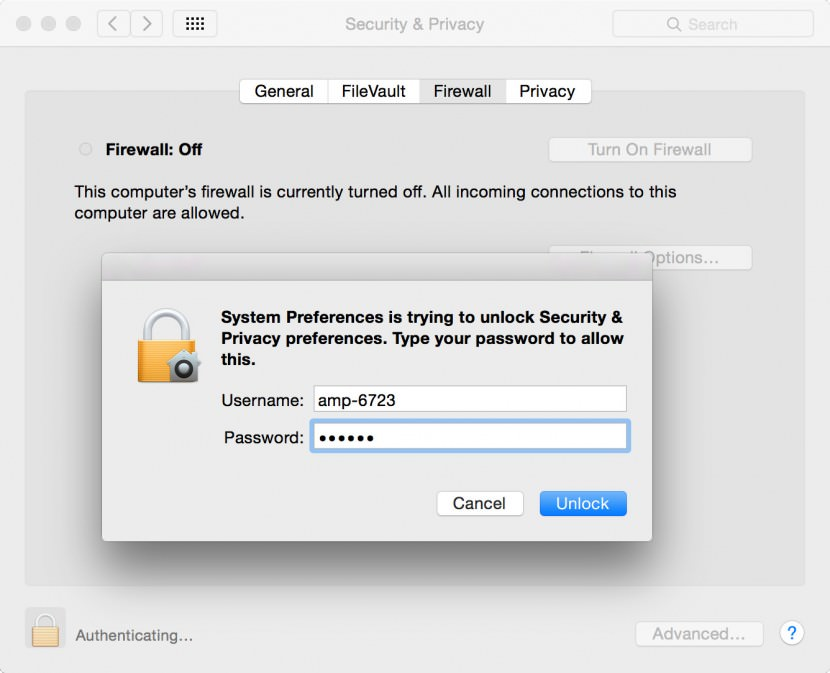 mac system preferences security and privacy firewall Download 4 Best Firewall For Apple macOS Web Application Security
