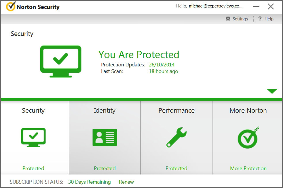 Norton Security 2015 Review - Best Antivirus Download Free 30 Days Trial