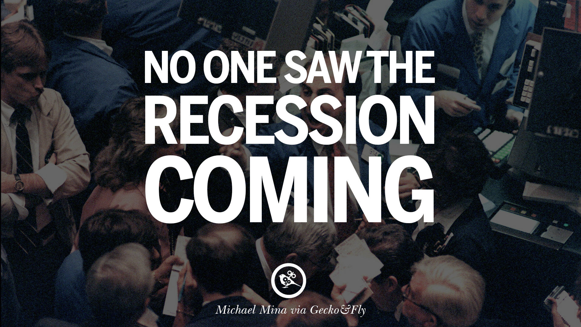 the current recession Translating this definition of a moderate recession into gdp growth rates for the next few years, a moderate global recession starting in the second half of 2016 means global real gdp growth at market exchange rates declining from its likely current rate of 4% or slightly less, to 25% or less.
