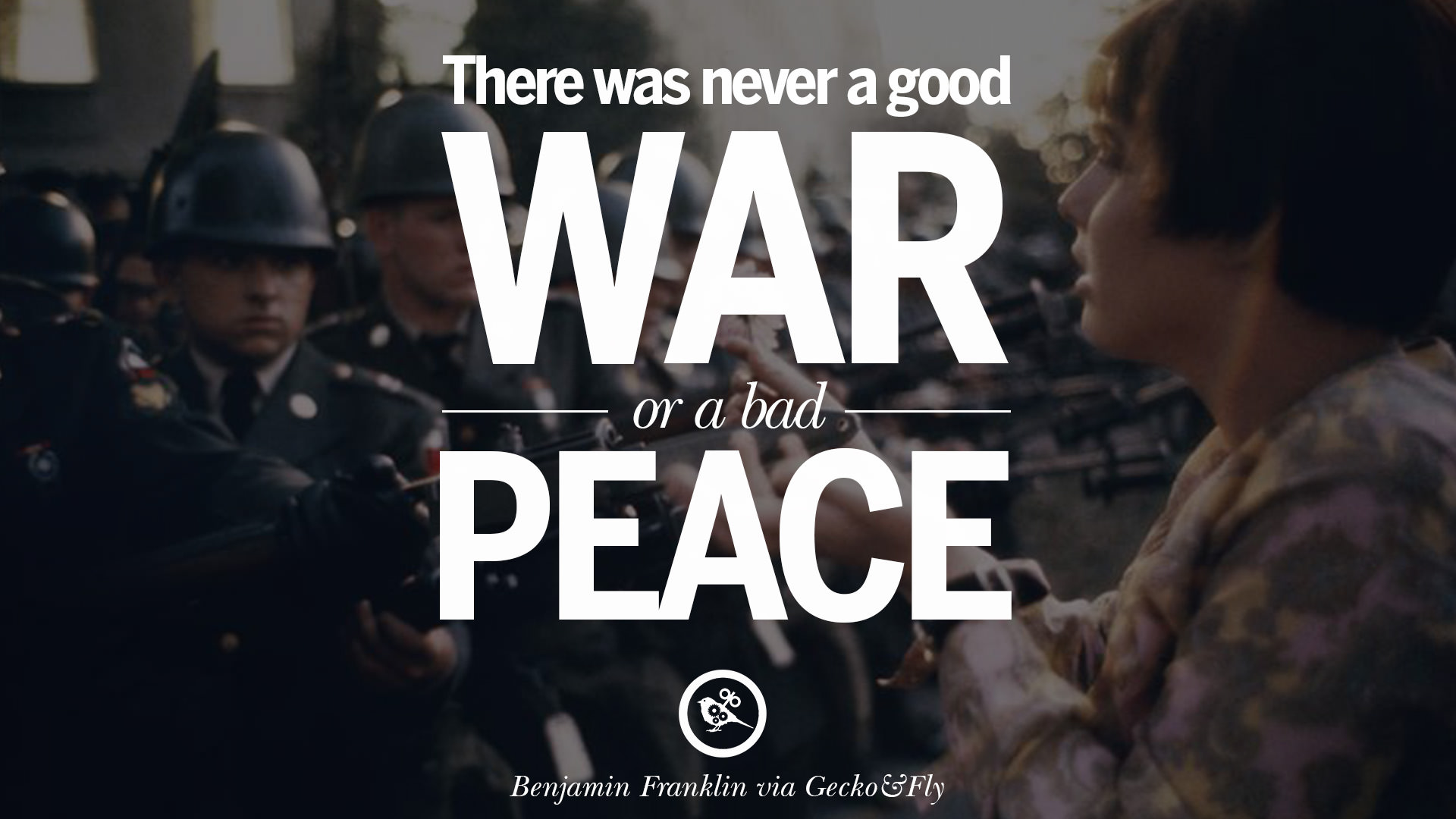 10 Famous Quotes About War On World Peace, Death, Violence