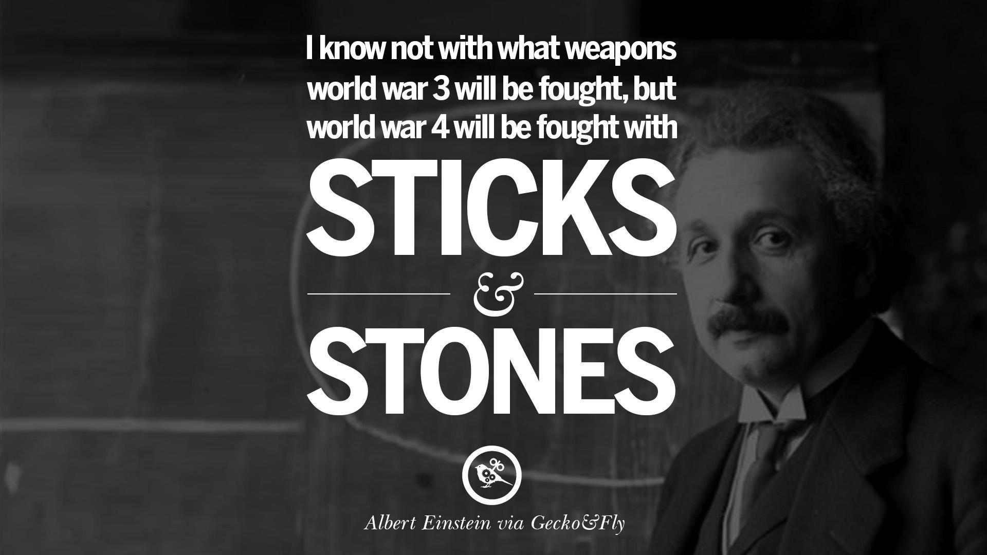 40 Beautiful Albert Einstein Quotes on God, Life, Knowledge
