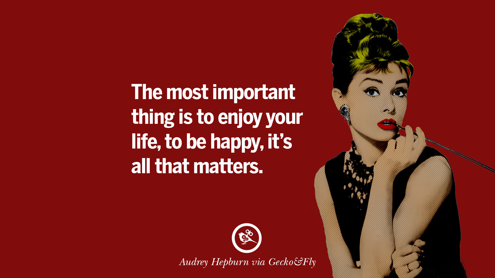 10 Fashionable Audrey Hepburn Quotes On Life, Fashion