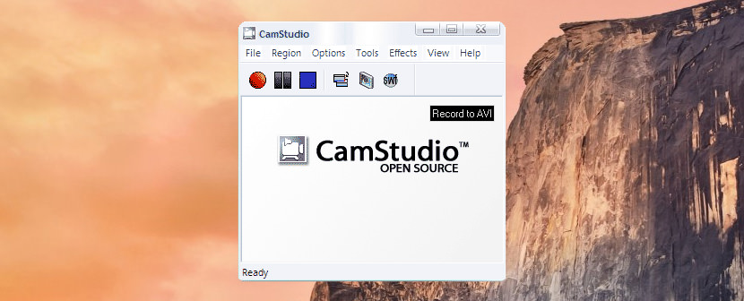 camstudio Free Software for Video Capturing, Game Broadcasting and Online Streaming