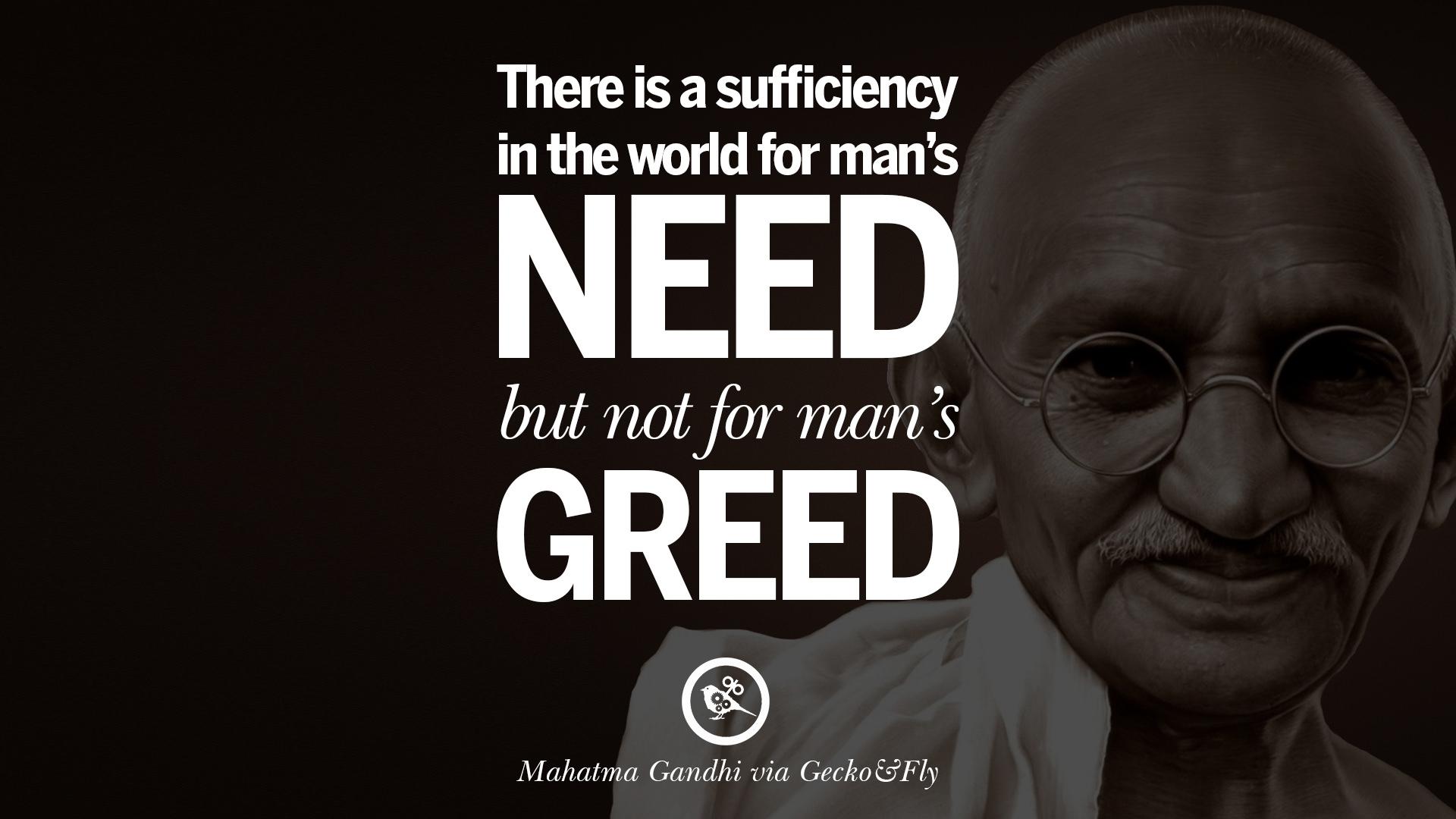 Gandhi Quotes College Paper Sample June 2019
